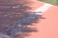 star dust w paver finish