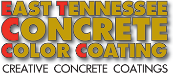 East Tennessee Concrete Color Coating